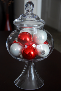 Holiday Decor Holder