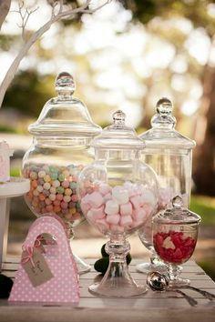 apothecary jar candy