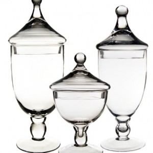 Apothecary-Jar-Candy-Buffet-with-Lid-Set-of-3-0