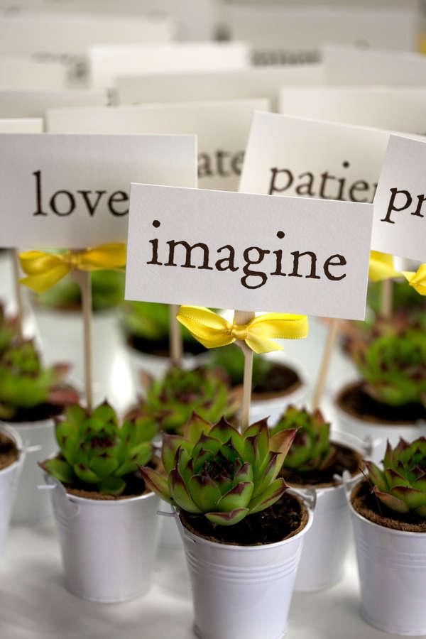 Plants as wedding decoration mitee plants as wedding decoration junglespirit Gallery