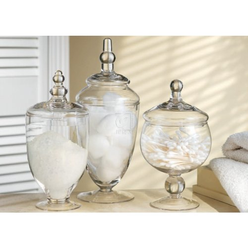 TERRA COLLECTION SET OF THREE ASSORTED MINI GLASS