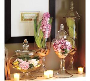 Apothecary Jars Idea