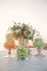 apothecary jar wedding